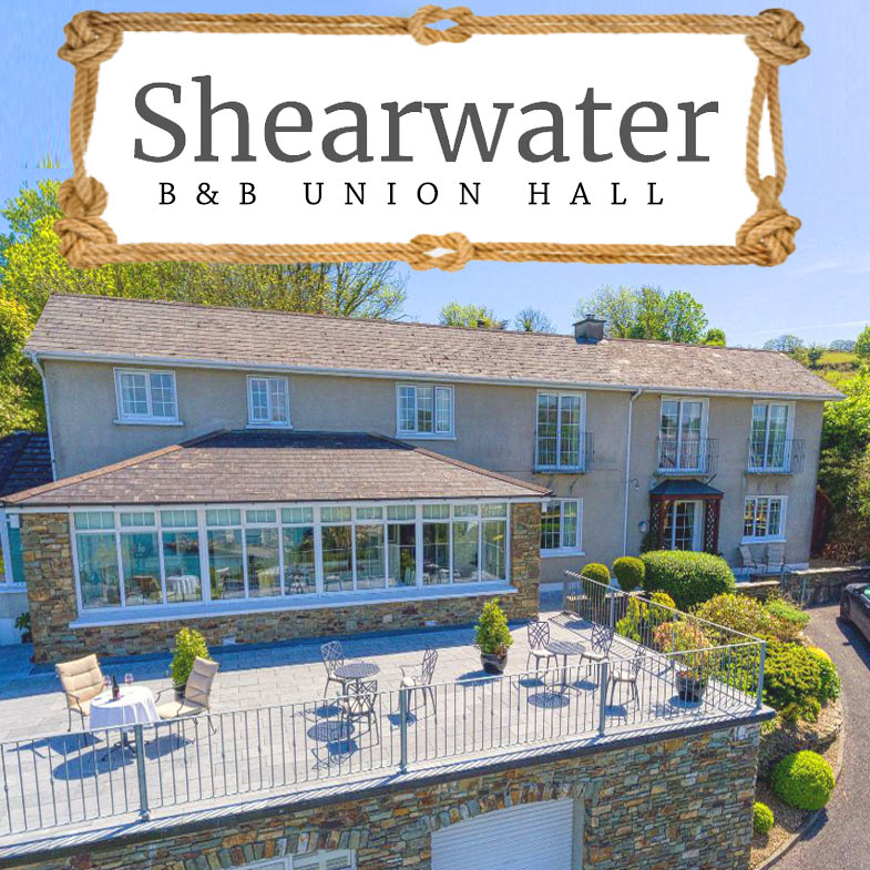 Shearwater BnB Union Hall